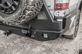 Dual Swing-Out Rear Bumper 2014+ Sprinter