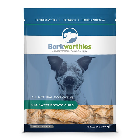 Barkworthies Sweet Potatoes