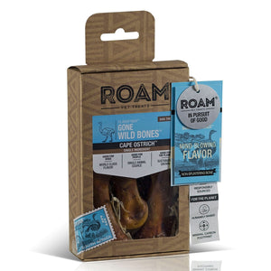 ROAM Gone Wild Cape Ostrich Bones (3 Pack)