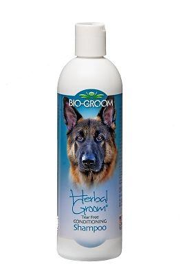 Bio-Groom Natural Herbal Botanical Extract Tearless Shampoo Concentrate 12 oz