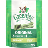 Greenies Teenie Dental Dog Treats (22ct - 96ct)