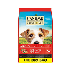 CANIDAE Under The Sun Grain Free with Lamb Adult Dry Dog Food 40lb