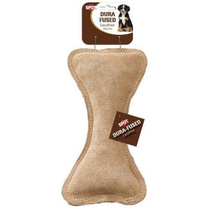 Ethical Products DURA-FUSED Leather Toys - Bone