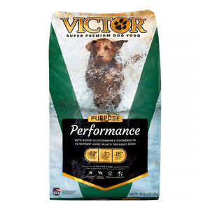Victor Performance Dry Dog Food 40lb