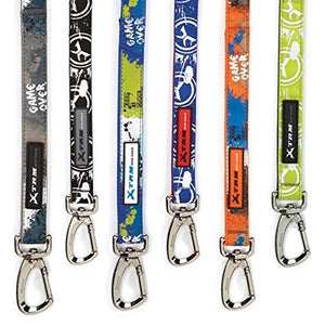 CLOSE OUT SALE! Casual Canine Xtreme Game Over Lead 4ft by 5/8