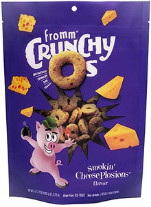 Fromm Crunchy O's Dog Treats - Cheese