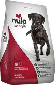 Nulo Freestyle Grain Free Adult Lamb (4.5lb - 24lb) (MAP ENFORCED-IN STORE PURCHASE MAY HAVE LOWER PRICE.)