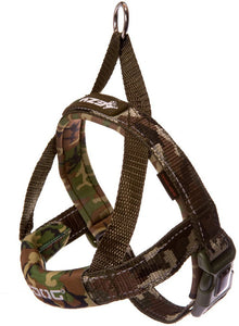 Ezydog Quickfit Dog Harness Green Camo (XS - XXL)