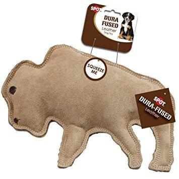 Ethical Products DURA-FUSED Leather Toys - Buffalo