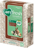 CareFresh Complete Small Animal Paper Bedding Natural (60L)