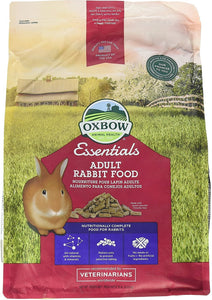 Oxbow Bunny Basics T Adult Rabbit Food  (10 lb - 25 lb)