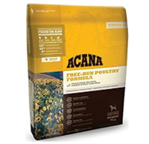 Acana Heritage Poultry Grain Free Dog Food (4.5lb - 25lb)