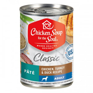 Chicken Soup Canned Food for Adult Dog 13.2oz