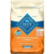 Blue Buffalo Large Breed Adult Chicken & Brown Rice (30lb-60lb)