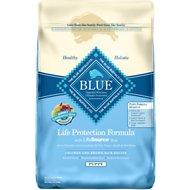 Blue Buffalo Puppy Chicken & Brown Rice 6lb-30lb Dry Dog Food