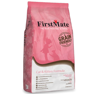 FirstMate Cat & Kitten Dry Cat Food (5lb - 13.2lb)