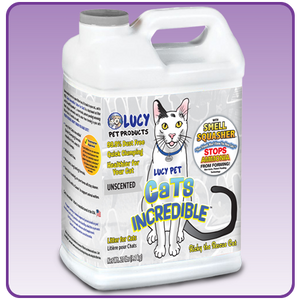 Cats Incredible Unscented 20 lb Jug Litter (20lb - 40lb)