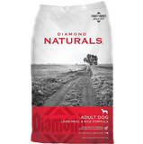 Diamond Naturals Lamb Meal & Rice Formula Adult Dry Dog Food (6lb, 20lb, 40lb)