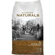 Diamond Naturals Active Cat Chicken and Rice Dry Cat Food (6lb - 18lb)
