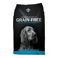 Diamond Naturals Grain-Free Whitefish & Sweet Potato Formula Dry Dog Food (5lb - 28lb)