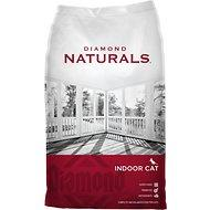 Diamond Naturals Indoor Cat Chicken and Rice Dry Cat Food (6lb - 18lb)