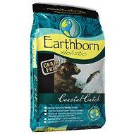 Earthborn Holistic Coastal Catch Grain-Free Natural Dry Dog Food (5lb - 56lb)