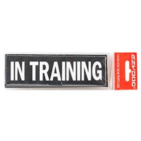Ezydog Convert Harness Badges (Alpha, Do Not Pet, In Training, Service Dog, Tough Guy)