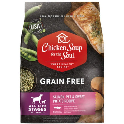 Chicken Soup Grain Free Salmon (25lb - 50lb)