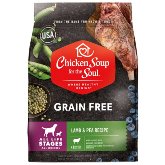 Chicken Soup Grain Free Lamb (25lb - 50lb)