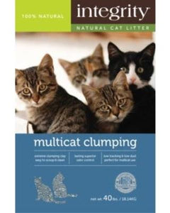 Integrity Multi Clump Litter 40lb