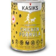 KASIKS Cage-Free Chicken Formula Grain Free Canned Dog Food 12.2-oz