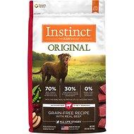 Instinct by Nature's Variety Original Grain-Free Recipe with Real Beef Dry Dog Food (4lb - 20lb)