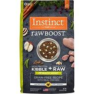 Instinct by Nature's Variety Raw Boost Healthy Weight Grain Free Chicken Recipe Adult Dog Food (4lb - 20lb)