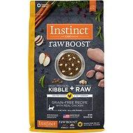 Instinct by Nature's Variety Raw Boost Grain Free Real Chicken Dry Cat Food 5 - 10lb