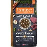 Instinct by Nature's Variety Raw Boost Grain-Free Recipe with Real Duck Dry Cat Food (4.5lb)