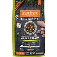 Instinct by Nature's Variety Raw Boost Healthy Weight Grain-Free Chicken Recipe Dry Cat Food 5lb