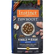 Instinct by Nature's Variety Raw Boost Grain-Free Recipe with Real Chicken Senior Dog Food 4lb