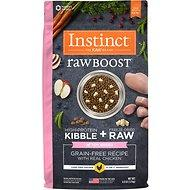 Instinct by Nature's Variety Raw Boost Grain-Free Recipe with Real Chicken Small Breed Adult Dog Food 4lb