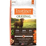 Instinct by Nature's Variety Original Grain-Free Recipe with Real Salmon Dry Dog Food