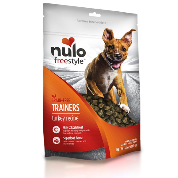 Nulo Freestyle Trainers Turkey Recipe 4oz