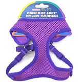 Coastal Pet Comfort Soft Wrap Adjustable Harness Orchard Purple (3XS -M)