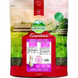 Oxbow Essentials Bunny Basics Young Rabbit Food (5 lb- 25 lb)