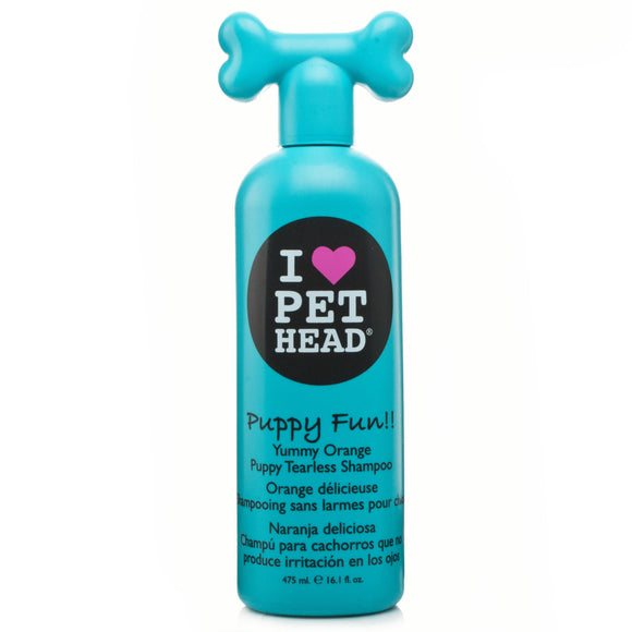 PET HEAD Puppy Fun Tearless Shampoo 16oz