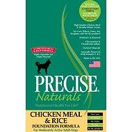 Precise Foundation Dry Dog Food (No Corn, Soy, Wheat), for All Life Stages / Sizes (5lb - 88lb) - Qualifies for No Minimum Order +Free Ship to Yuba City