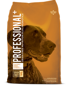 Professional+ Grain Free Senior 28lb