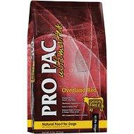 Pro Pac Grain Free Overland Red Beef & Potato Dog Food (28lb - 56lb) - Qualifies for No Minimum Order +Free Ship to Yuba City