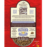 Stella & Chewy's Puppy Cage-Free Chicken Raw Coated Kibble 22lb