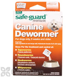 8in1 Safe-Guard 4 Canine De-Wormer for Small Dogs 3 Day Treatment