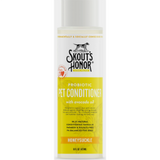 Skout's Honor Probiotic Honeysuckle Pet Conditioner 16-oz bottle