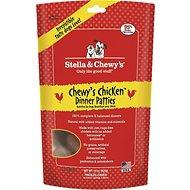 Stella & Chewy's Chicken Dinner Patties Grain-Free Freeze-Dried Dog Food for All Ages (14oz - 25oz)